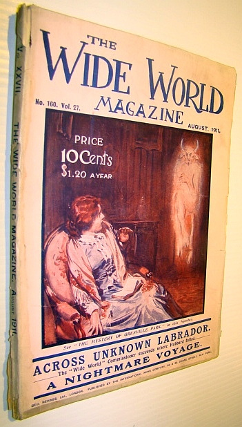 The Wide World Magazine, August 1911 - Across Unknown Labrador - Part IV By H. Hesketh Prichard, Multiple Contributors