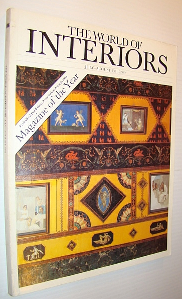 The World of Interiors Magazine, July-August 1984, Multiple Contributors