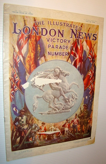 The Illustrated London News, June 15, 1946 - Victory Parade Number, Various Contributors