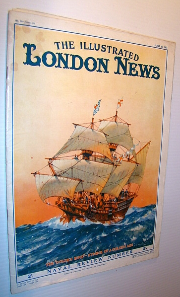 The Illustrated London News, June 20, 1953 - Naval Review Number, Various Contributors