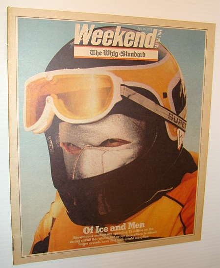 Image for Weekend Magazine, February 25 1978 (Canadian Newspaper Supplement)