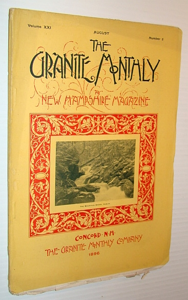 The Granite Monthly - A New Hampshire Magazine, August 1896 - M.W. Babcock Visits Genoa / Dublin, N.H., Babcock, M.W.; Bartlett, John H.; Dana, Francis; Swaine, C. Jennie; Piper, H.H.; Wheeler, Mary H.; Metcalf, H.H.; Griffith, Bancroft; Bachelder, N.J.; Brown, Frank E.; Lauder, George B.; Roberts, Mrs. Caroline M.; Tenney, E.P.; Gowing, Fred
