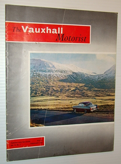 The Vauxhall Motorist (Magazine), February 1962
