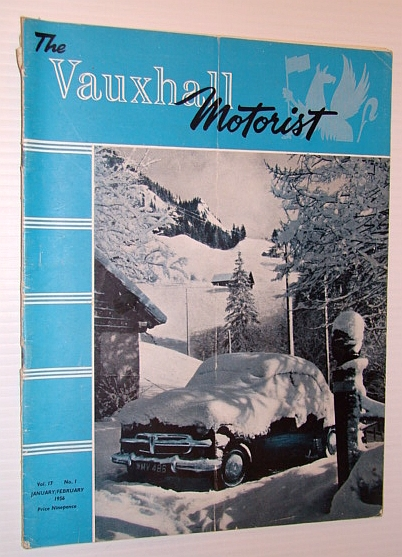 The Vauxhall Motorist (Magazine), January/February 1956
