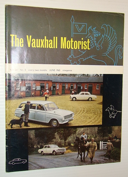 The Vauxhall Motorist (Magazine), June 1963