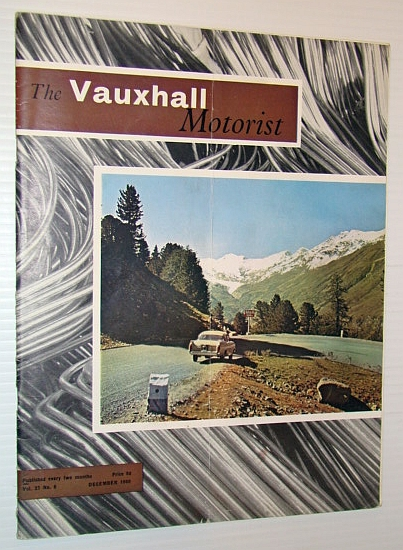 The Vauxhall Motorist (Magazine), December 1960