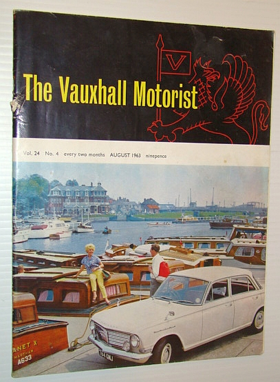 The Vauxhall Motorist (Magazine), August 1963