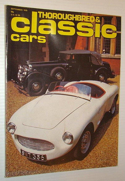 Thoroughbred and Classic Cars Magazine, September 1979 - The Making of the Mini