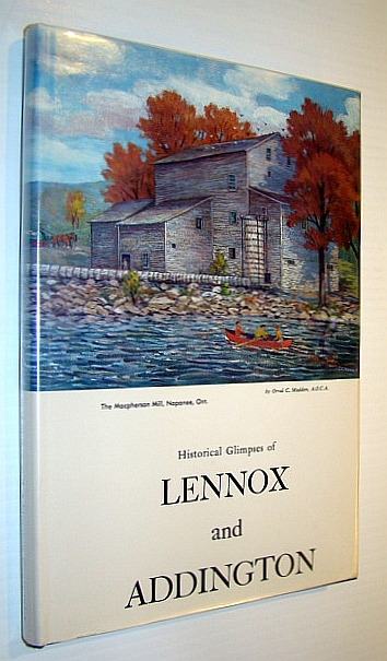 Image for Historical Glimpses of Lennox and Addington County