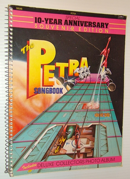 The Petra Songbook - Special 10-year Anniversary Souvenir Edition