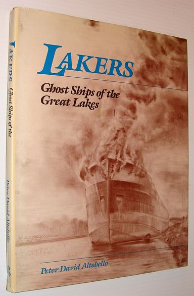 Image for Lakers Ghost Ships of the Great Lakes