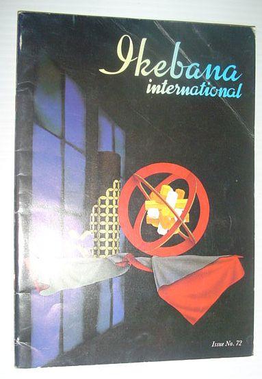 Ikebana International, Issue No. 72, Multiple Contributors