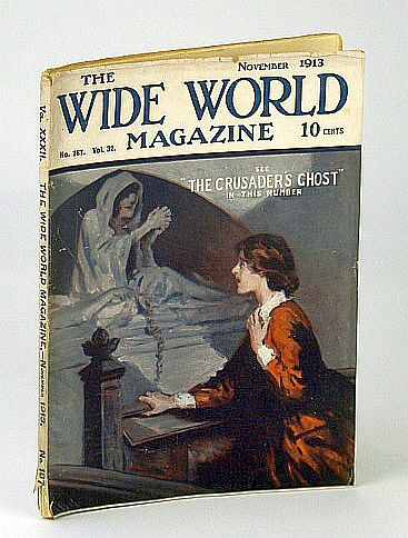 "Image for The Wide World Magazine - Vol. XXXII - No. 187, November (Nov.) 1913 -  The ""Beast-Man"""