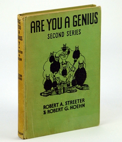 Image for Are You a Genius - Second (2nd) Series: Illustrated By Dr. Seuss / Theodor Geisel