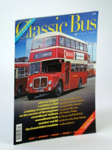 Classic Bus Magazine, December 2013 / January 2014, Multiple Contributors