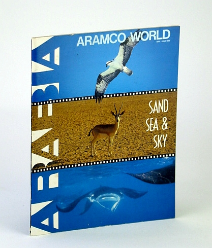 Aramco World (Magazine), May-June 1990 - Vartan Gregorian, Clark, Arthur; et al