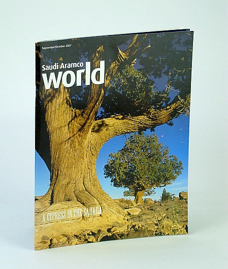 Saudi Aramco World (Magazine), September / October (Sept./Oct.) 2007 - Ruins at Patura, Turkey, Chad, Sheldon; et al