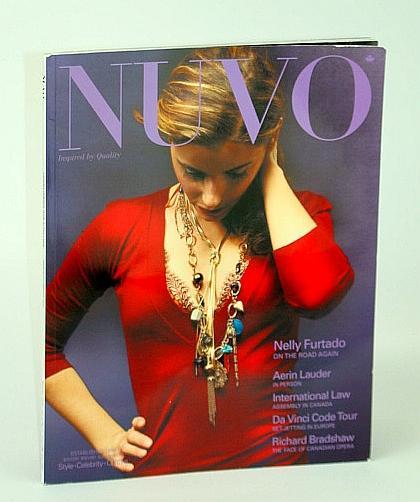 Nuvo Magazine, Summer 2006 - Nellie Furtado Cover Photo, Penaloza, Si Si; et al