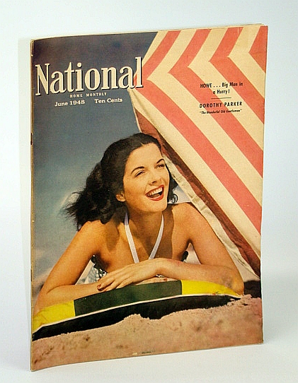 The National Home Monthly Magazine, June 1948 - C.D. Howe / Kinsey Feedback, Cross, Austin; Marsh, John; Pitkin, Walter; Brown, Joy; Stewart, Dr. H.; Callaghan, Morley; Parker, D.; Tatham, Julie; Hearson, H.; Et al