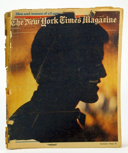 The New York Times Magazine, May 24, 1970 -  The Rosenberg Case, Honan, William H.; Goodman, Walter; Lewis, Anthony; Holden, David; Culhane, John; Claiborne, Craig; Peterson, P.; Edson, L.