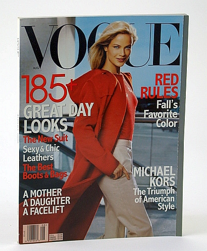 Image for Vogue (US) Magazine, August (Aug.) 1999: Michael Kors - The Triumph of American Style