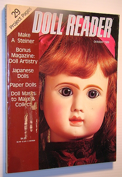 Image for Doll Reader Magazine, October 1989: Make a Steiner