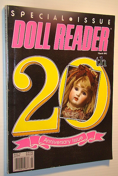 Image for Doll Reader Magazine, March 1992: Special 20th Anniversary Issue