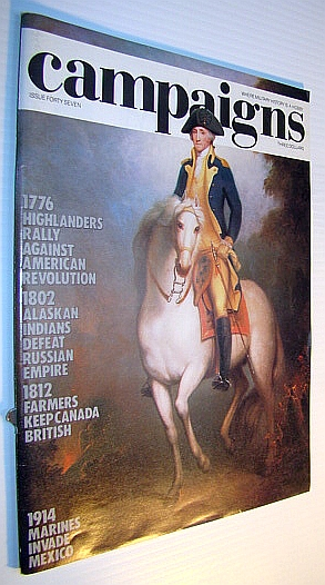 Image for Campaigns Magazine, Issue Forty-Seven (47) - Highlanders Rally Against American Revolution