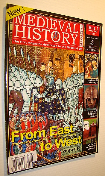 Image for Medieval History Magazine - The First Magazine Devoted to the Medieval Era: Issue 2 (Two), October 2003 - The True Extent of the Medieval World