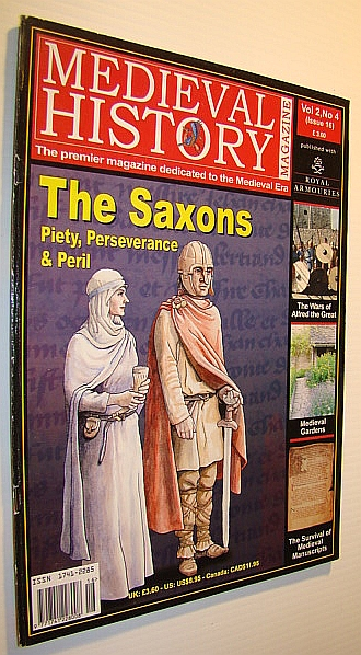 Medieval History Magazine - The First Magazine Dedicated to the Medieval Era: Issue 16 (Sixteen), December 2004: The Saxons, Spiegel, Frances; Jackson, Sophie; Jones, Chas; et al