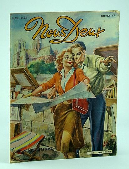 Nous Deux, No. 152, 1950 - J'Aime Les Bords De La Seine..., Elens, Elena; et al