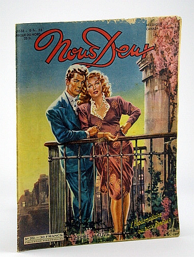 Nous Deux, No. 202, 1951 - L'Heure Mauve, Duffield, Anne; et al