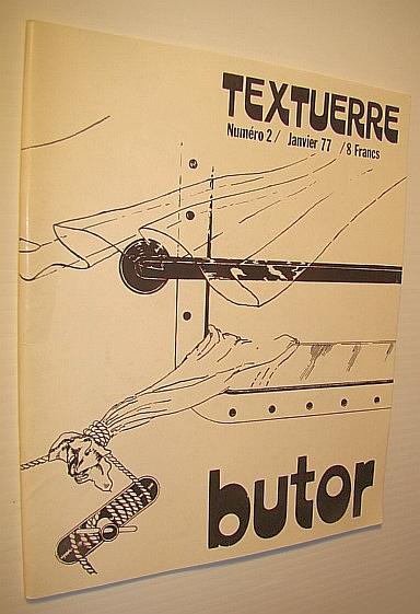 Image for Textuerre No. 2 (Two) - Revue Litteraire Bi-Mestrielle, Numero 2, Janvier 1977