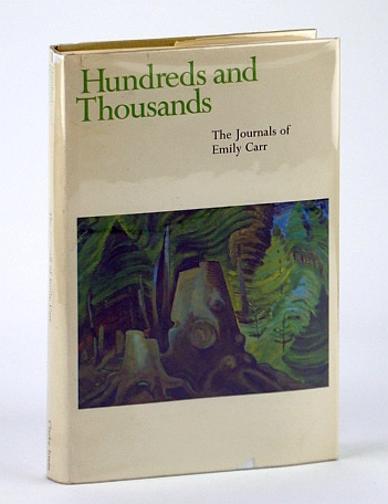 Image for Hundreds and Thousands - The Journals of Emily Carr