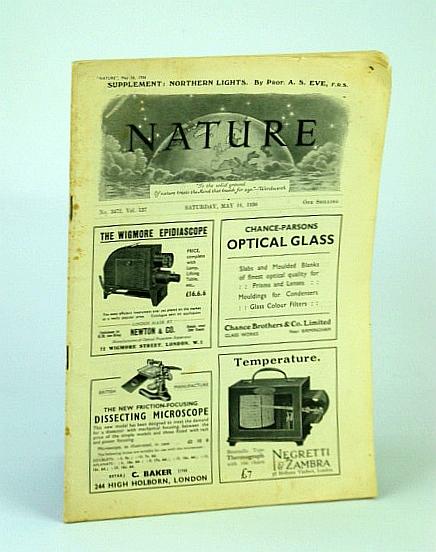 Image for Nature Magazine, No. 3472, Vol. 137, Saturday, May 16, 1936 - Nazi-Socialism and International Science