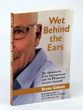 Wet Behind The Ears, Bruno Gideon
