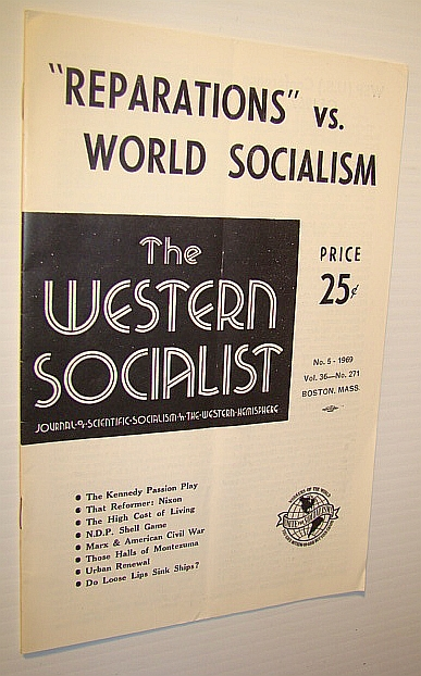 Image for The Western Socialist - Journal of Scientific Socialism in the Western Hemisphere, Vol. 36, No. 271; No. 5 - 1969: