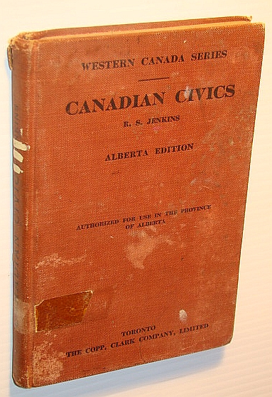 Image for Canadian Civics - Western Canada Series - Alberta Edition