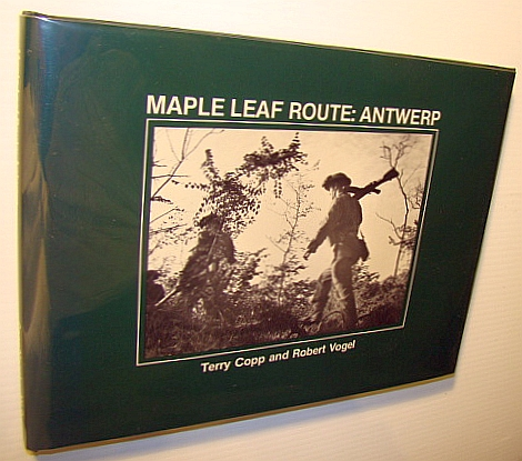 Image for Maple Leaf Route: Antwerp