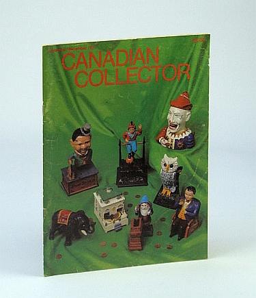Image for Canadian Collector Magazine, November/December (Nov / Dec) 1977, Vol. 12 No. 6
