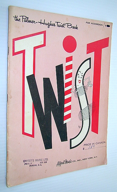 Twist - The Palmer-Hughes Twist Book for Accordion, Multiple Contributors