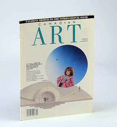 Image for Canadian Art Magazine, Summer / June 1990, Volume 7, Number 2 - Bruce Mau