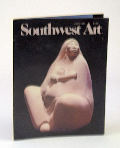 Southwest Art (Magazine), June 1981 - W. Langdon Kihn, Houser, Allan; Kihn, W. Langon; Seabourn, Bert; Belindo, Dennis; Cannon, T.C.; Lutrell, Richard; Annesley, Robert H.; Singer, Ed; Namingha, Dan