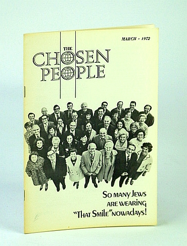 Image for The Chosen People [Magazine], March (Mar.) 1972 - Open Doors for the Gospel in the Twin Cities