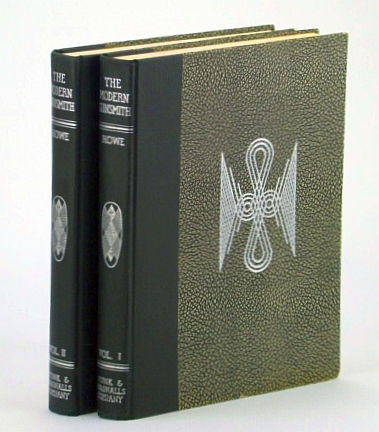 The Modern Gunsmith, Complete in Two (2) Volumes (I and II), Howe, James Virgil
