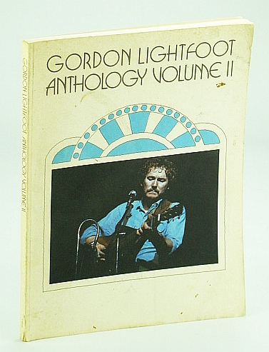 Image for Gordon Lightfoot Anthology Volume II [Songbook]