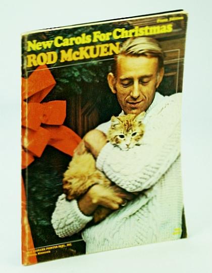 MCKUEN, ROD - New Carols for Christmas: Rod Mckuen [Piano Edition]