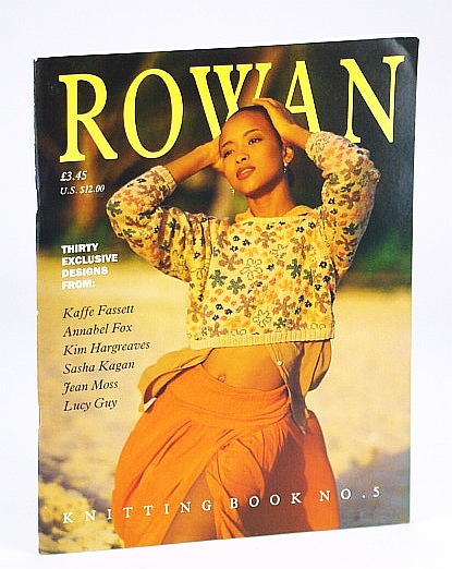 Image for Rowan Knitting Book No. (Number) 5 (Five)