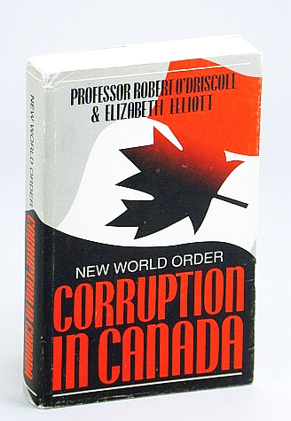 Image for New world order: Corruption in Canada (New world order observed)