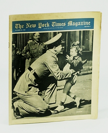 Image for The New York Times Magazine, October (Oct.) 28, 1945 - Japan's Women Emerge From Feudalism